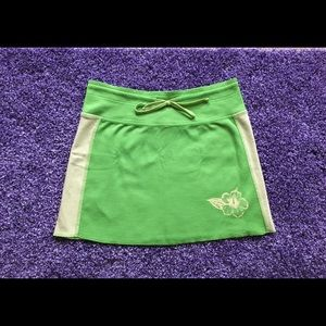 Dresses & Skirts - Super cute reversible short skirt size SMALL